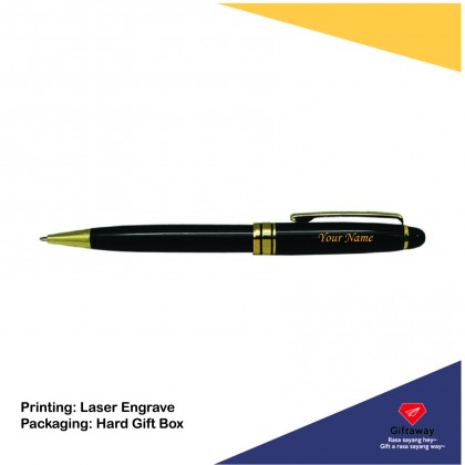 Personalized Metal Pen With Box